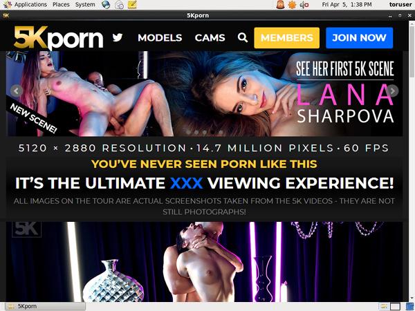 5K Porn Sale Price