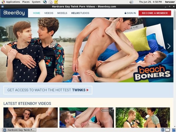 8 Teen Boy Accounts Daily