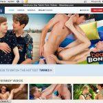 Boy Teen 8 Discount Membership