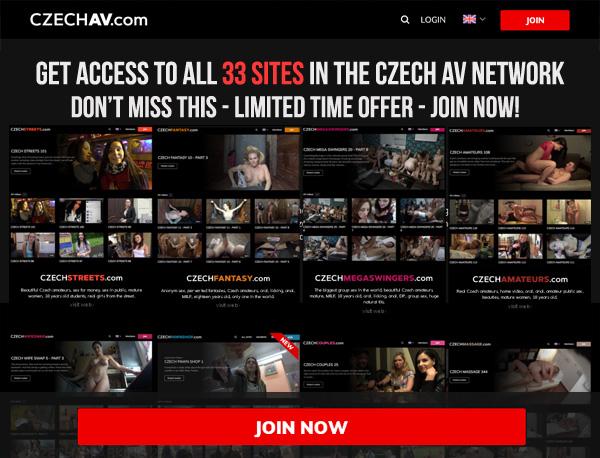 Czechav Billing Page
