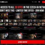 Czechav.com Discount Full
