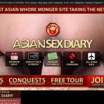 Sign Up For Asian Sex Diary