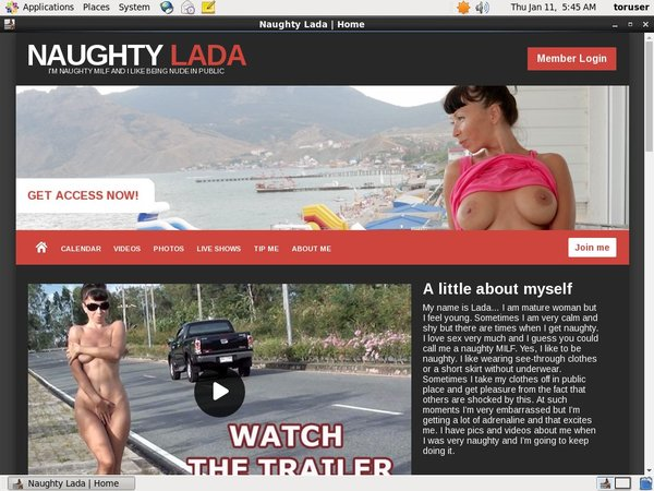 NaughtyLada Discount Free Offer