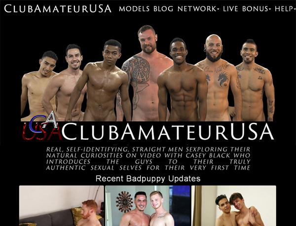 Clubamateurusa Porn Pass