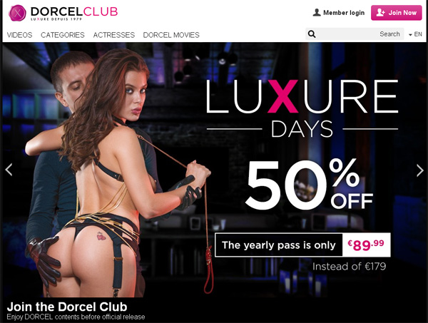 Dorcelclub.com Film