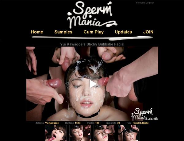 Sperm Mania Benutzername