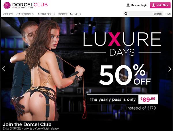 Dorcel Club Discount Lowest
