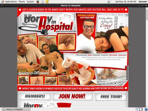 Horny In Hospital Imagepost