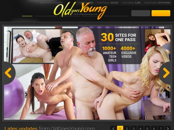 Oldgoesyoung.com Discount Free