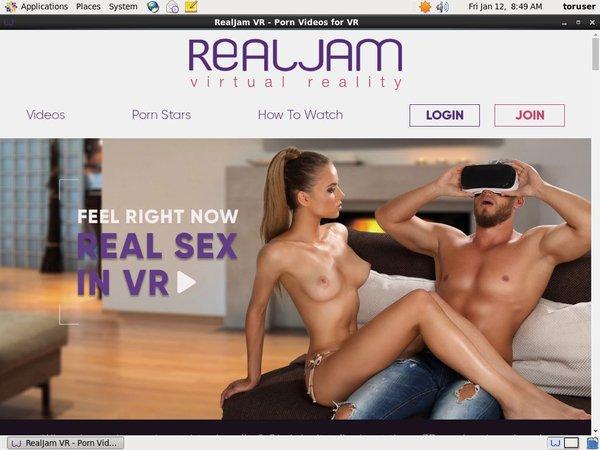 Real Jam VR Gif