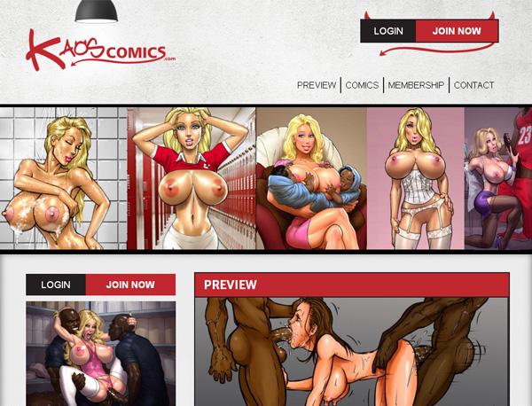 Kaos Comics Videos Free