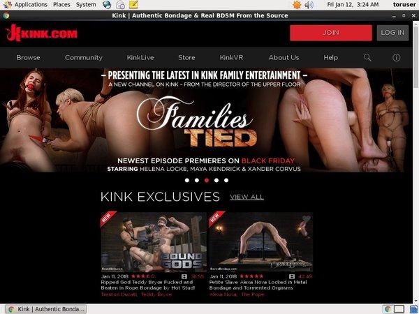 Kink.com New Accounts